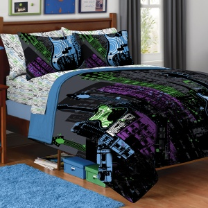 Urban Rock Bedding Collection. Price: $16.99 to $39.99