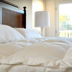 DownLinens Luxury Feather Bed