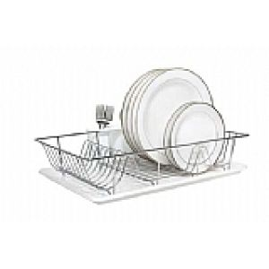 Bakeware Lid And Tray Rack - Efficient Kitchen Cabinet Organizer