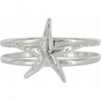 Cape Star Cape Star Hinged Bangle