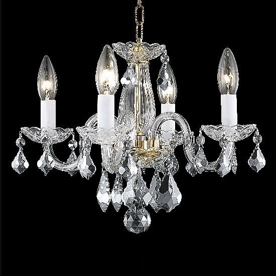 Mini candle crystal chandeliers chandelier online Crystal candle chandelier